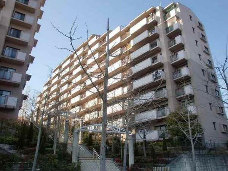 外観写真 ルネ神戸北町2ノースコート1番館