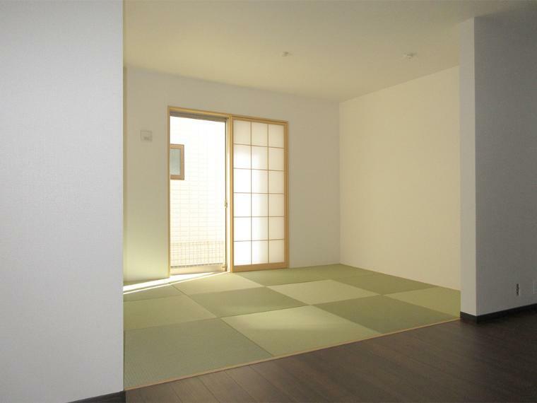 (同社施工例)LDKと和室の続き間、ゆったり大空間!