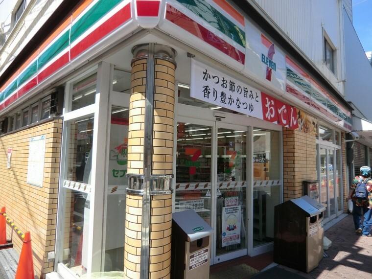 コンビニ 【コンビニエンスストア】セブンイレブン 尼崎中央店まで49m
