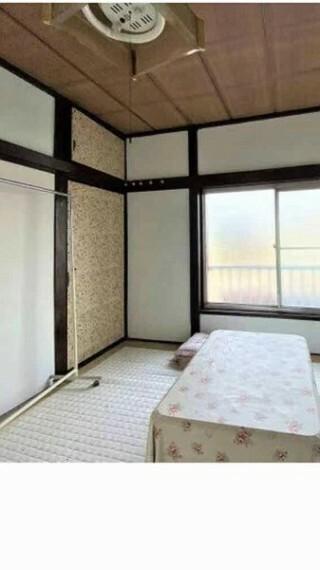 子供部屋 約5.0帖の2F和室。収納付きです!