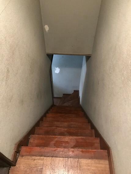 省スペースな階段!