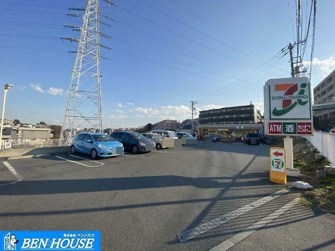 コンビニ セブン-イレブン 横浜松見町3丁目店 徒歩5分。