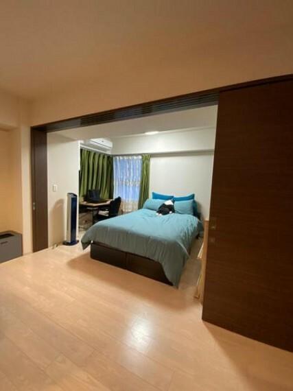 寝室 LDK