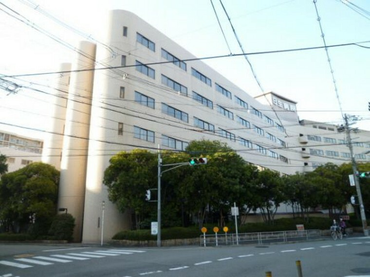 病院 「日本生命病院」まで徒歩約13分