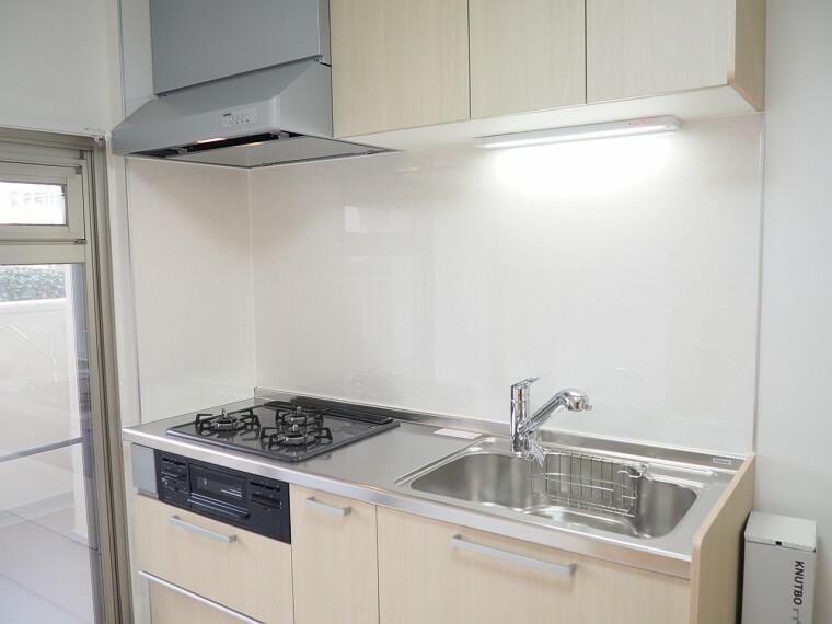キッチン キッチン  使い勝手の良いシステムキッチン
