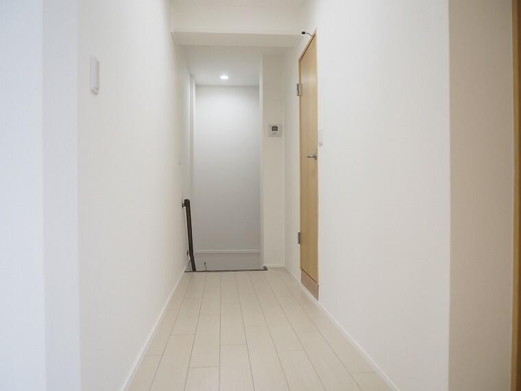 廊下 2階の廊下です