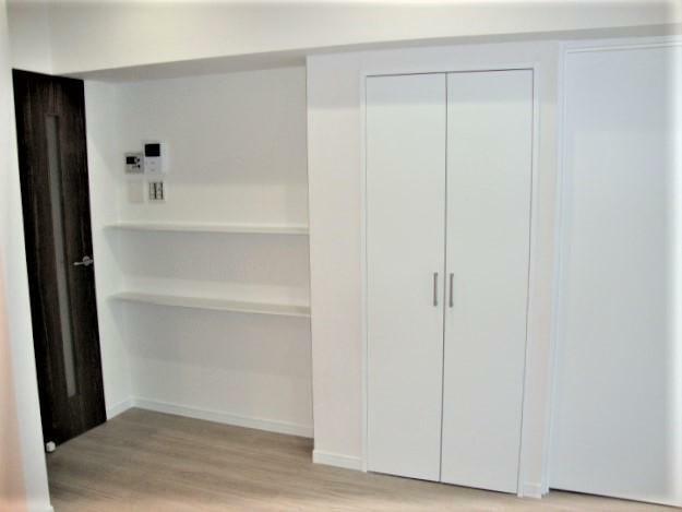 収納 リビングの収納と便利な棚!