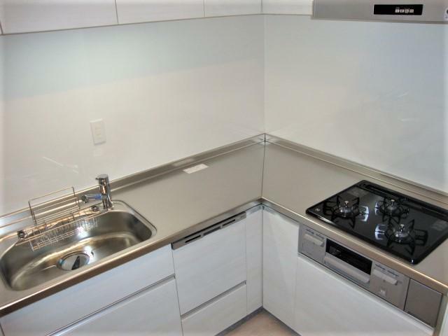 キッチン 食洗器付きのキッチン!