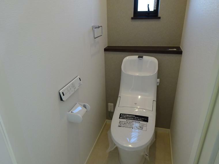 トイレ トイレも2カ所あります