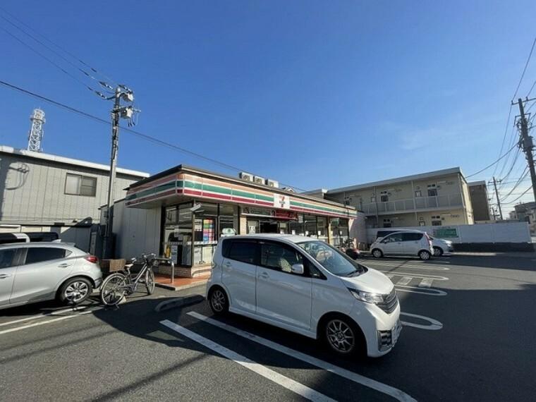 コンビニ セブンイレブン 川口西青木3丁目店