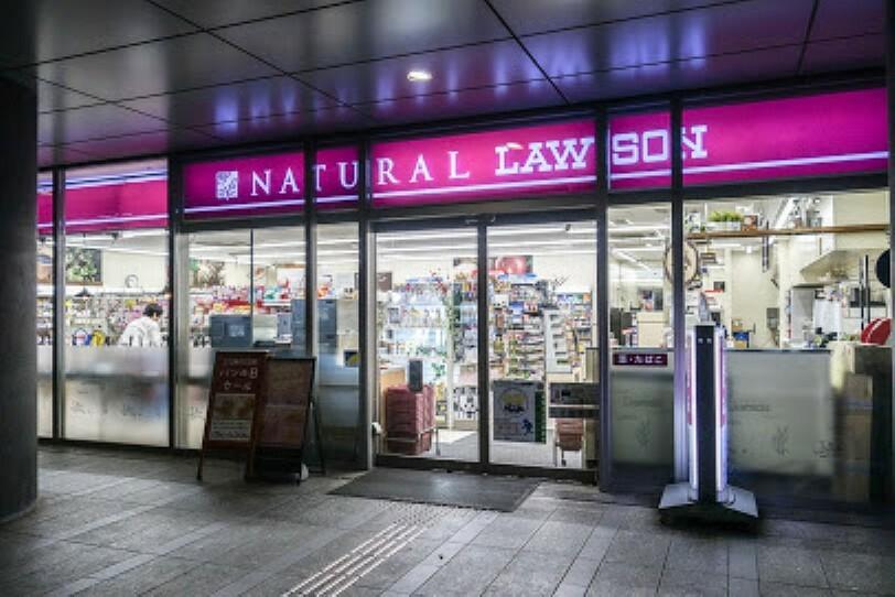 コンビニ 【コンビニエンスストア】ナチュラルローソン 千代田三番町店まで459m