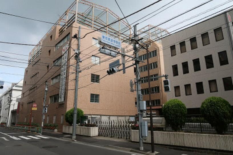 中学校 【中学校】東京家政学院中学校・高等学校まで362m