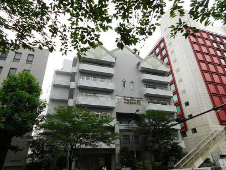 高校・高専 【高校】二松學舍大学附属高等学校まで355m