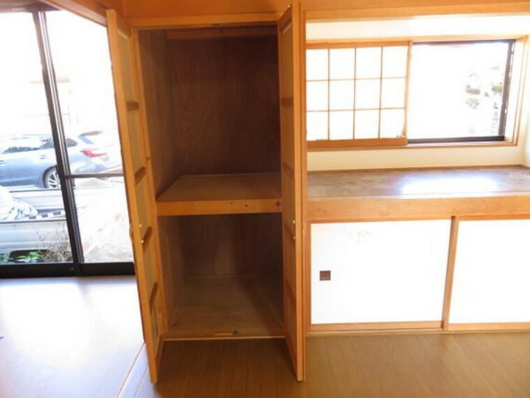 収納 全居室に収納スペースがございます。