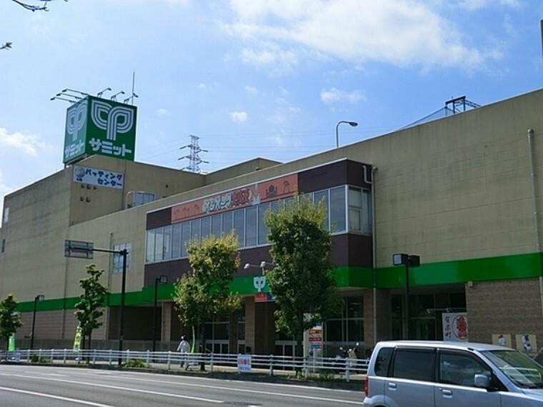 スーパー サミットストア下倉田店 営業時間9:00~23:00 毎週火キャッシュバックサービスデー、ポイント10倍 毎週木・日ポイント5倍