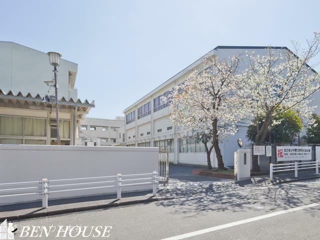 中学校 横浜市立富岡中学校 距離2580m