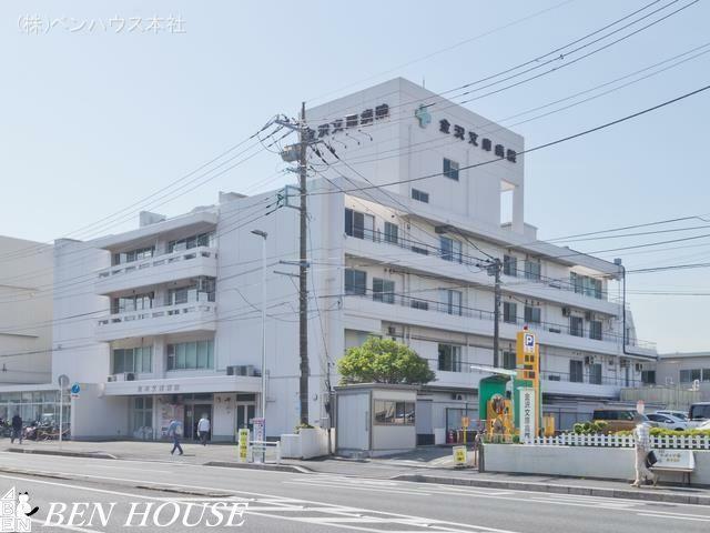 病院 金沢文庫病院 距離1090m