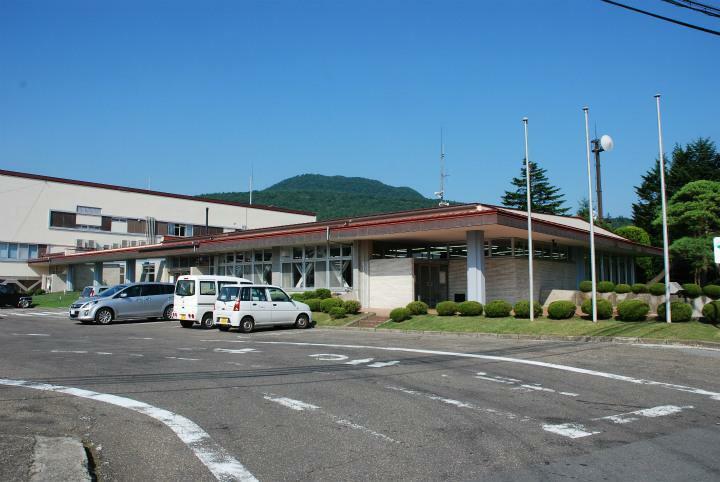役所 軽井沢町役場