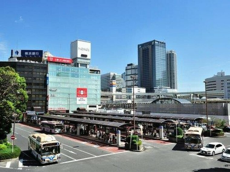 ビッグターミナル『横浜』駅