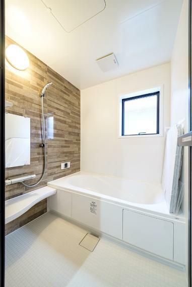 浴室 毎日のリラックスタイムに最適なバスルーム!