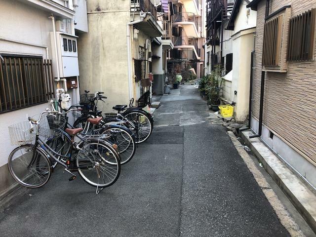 周辺の街並み