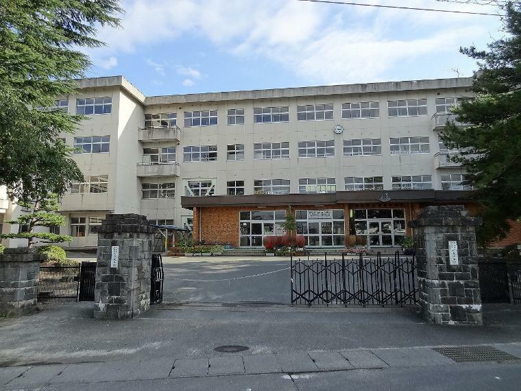 小学校 福島市立杉妻小学校