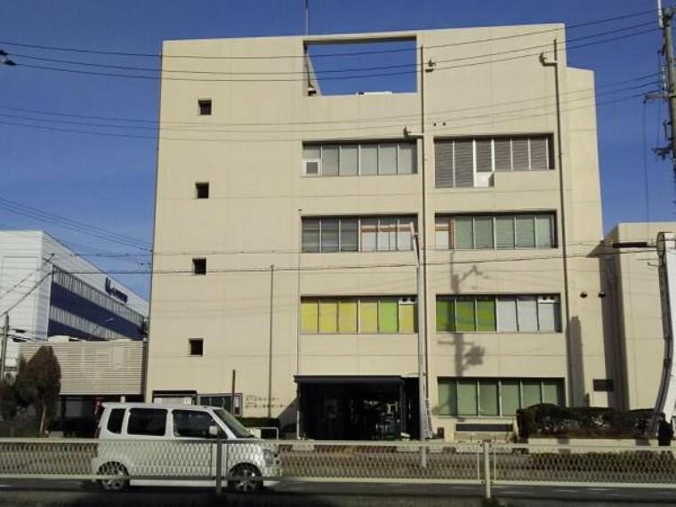 周辺の街並み 大阪市立淀川区民センター