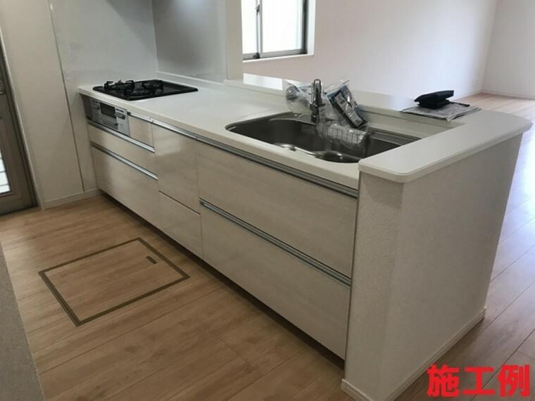 キッチン 施工例