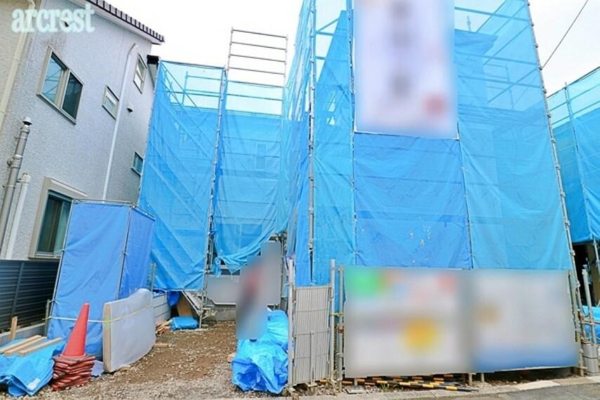 現況外観写真 西武新宿線「新所沢」駅徒歩13分。バラエティ豊かな商業施設が集まる「新所沢」が生活圏!現地見学や資料請求などはお気軽にお問合せください。