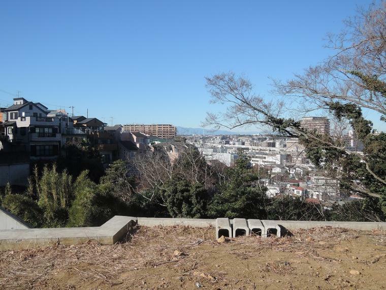 現況写真 B区画からの眺望