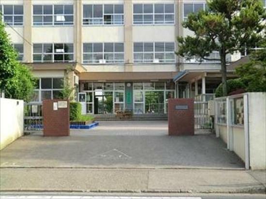 小学校 足立区立鹿浜第一小学校
