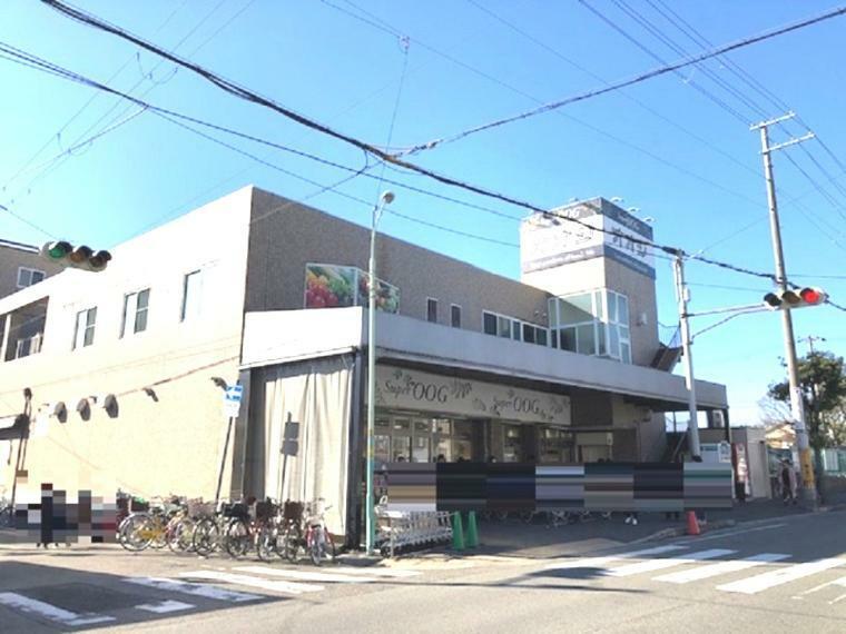 スーパー スーパーオオジ尾浜店まで439m 徒歩6分