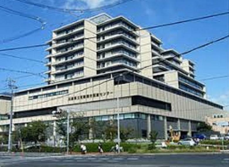病院 兵庫県立尼崎総合医療センターまで1440m 徒歩18分