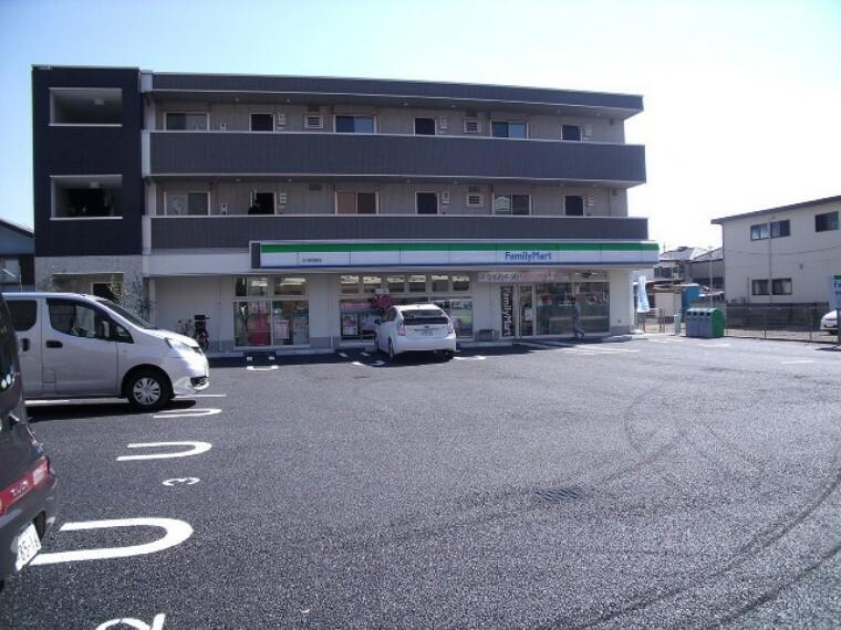 コンビニ ファミリーマート市川東菅野店