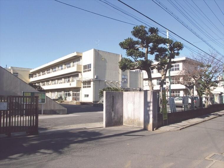 中学校 市川第三中学校