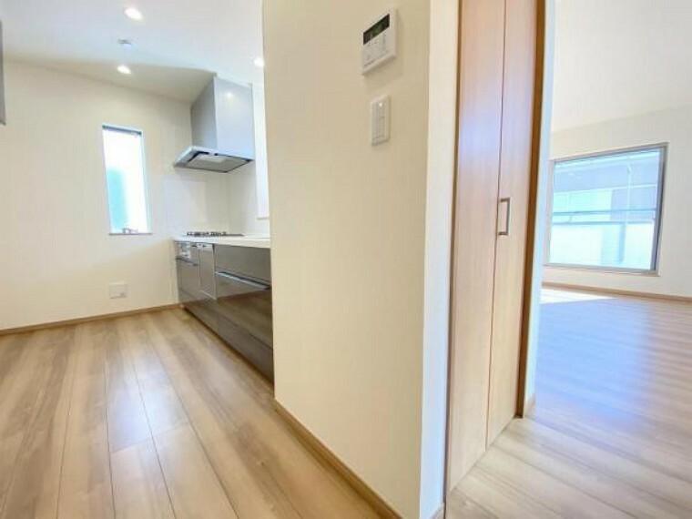 キッチン あると便利なリビング収納!