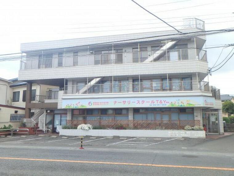 幼稚園・保育園 ナーサリースクールT&Y南台まで約429m