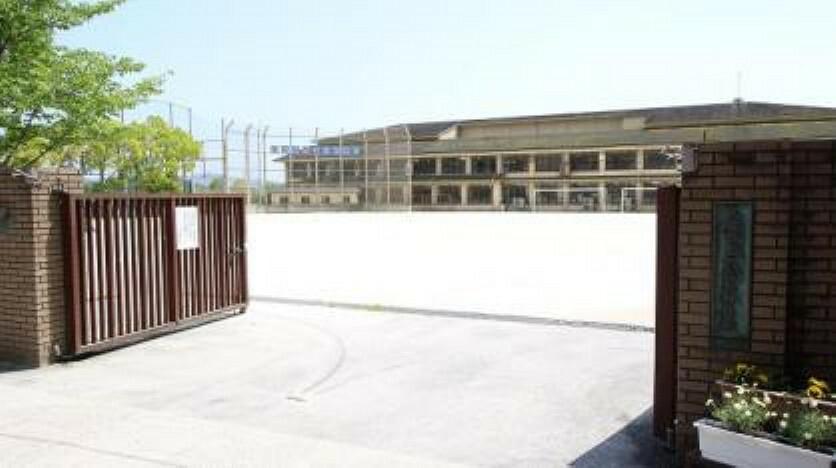 中学校 【中学校】京都市立西賀茂中学校まで693m