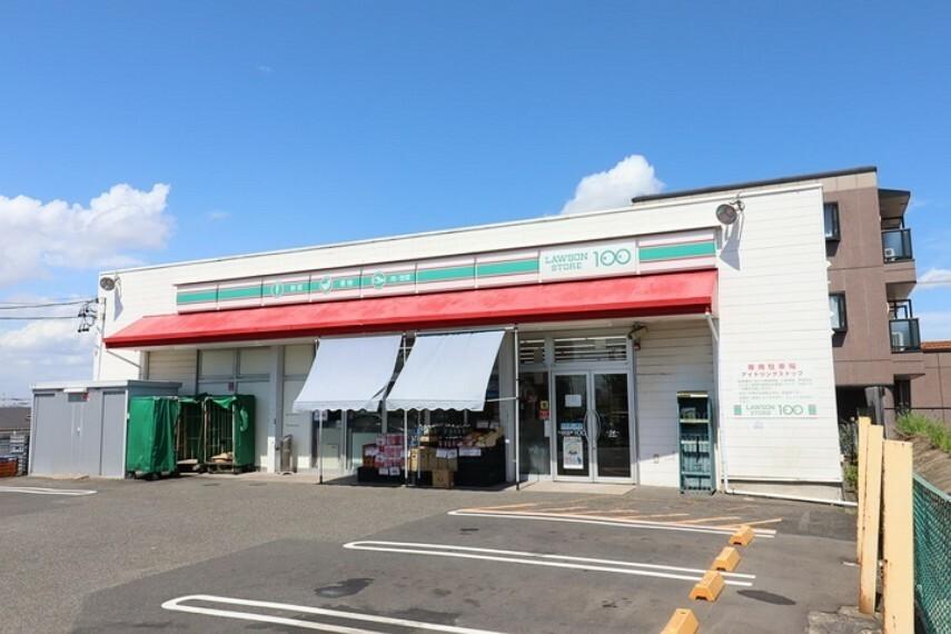 コンビニ ローソンストア100知多朝倉町店