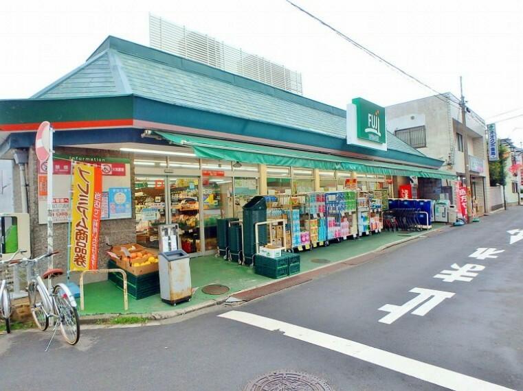 スーパー Fuji根岸橋店(生鮮食料品を中心として豊富な品揃え、品質鮮度にこだわったお店です。夜遅くまで営業しています。 )