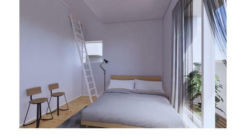 洋室 (施工事例)洋室:ロフトも付いており収納などに便利です