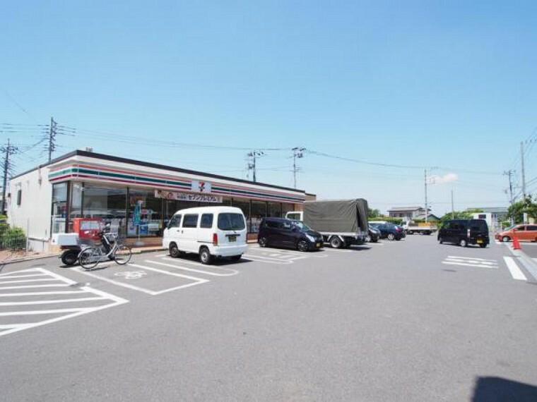 コンビニ セブンイレブン町田金森南店まで約100m