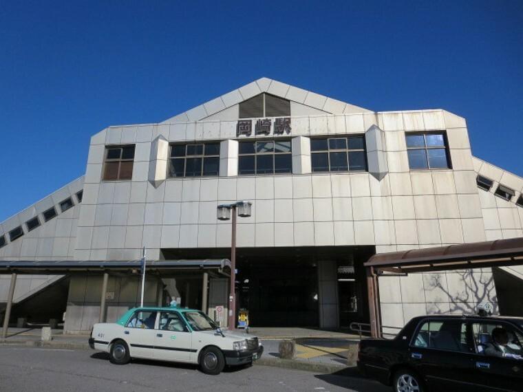 JR東海道本線&愛知環状鉄道線が両方ご利用可能!JR東海道本線は快速も停車致します!!