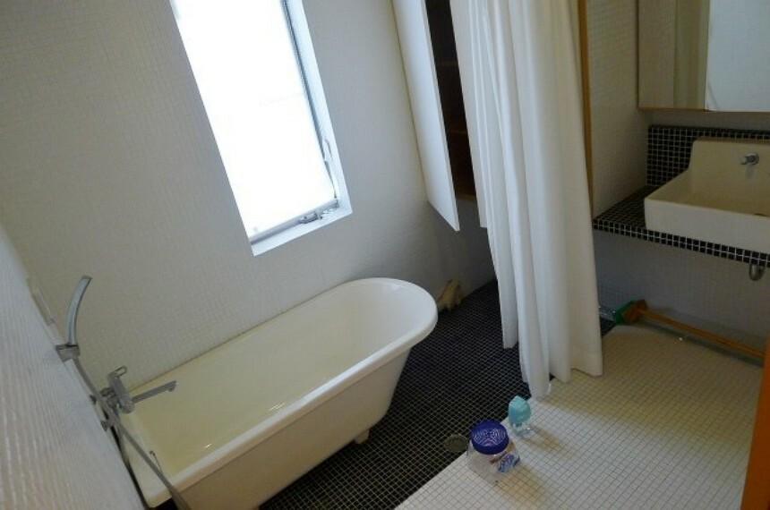 浴室 まるで海外のような浴室