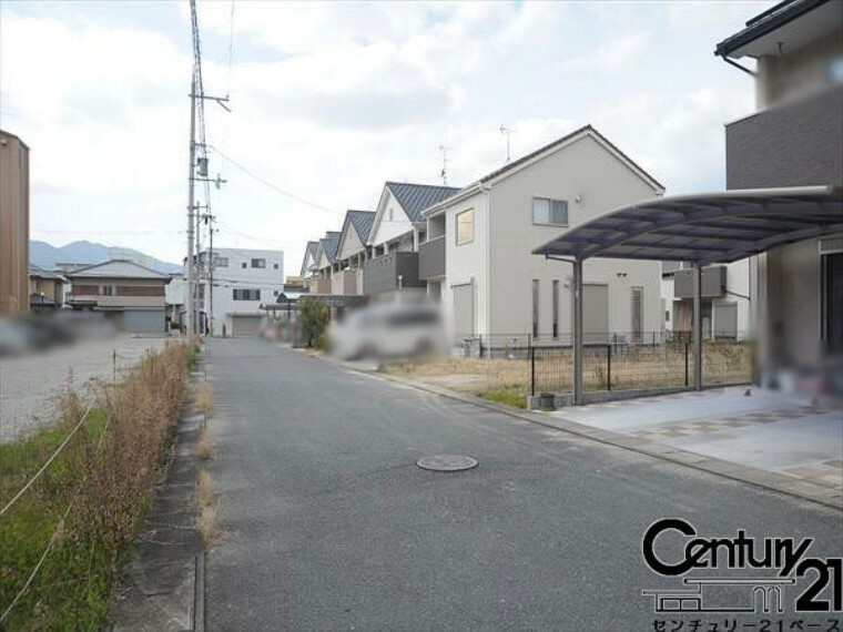 現況写真 ■近鉄南大阪線「高田市駅」まで徒歩15分です!■