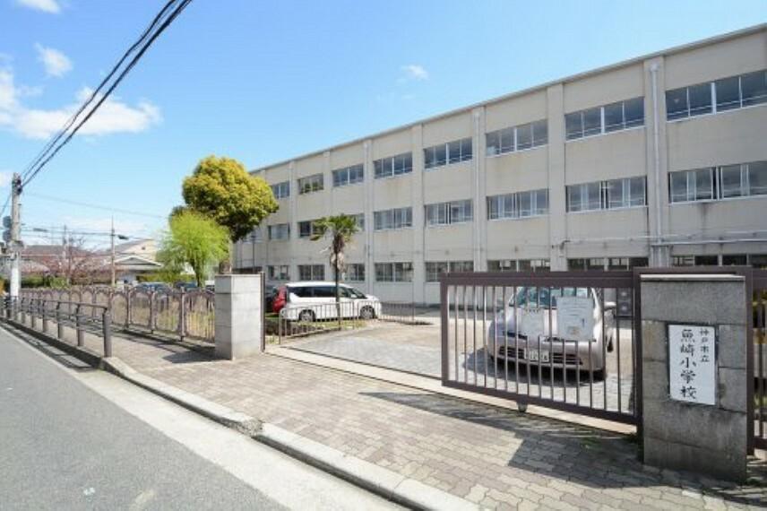 小学校 【小学校】神戸市立魚崎小学校まで515m