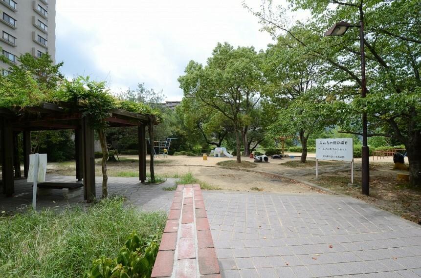 公園 【公園】すみれガ丘西公園まで98m