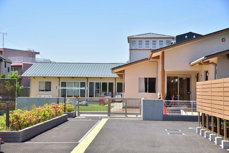 幼稚園・保育園 みどりの丘の保育園