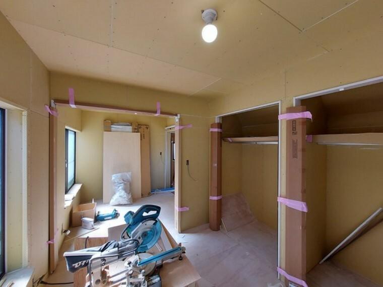 居間・リビング 2階洋室(8.3帖)