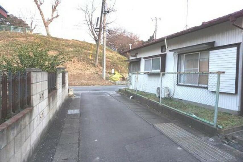 現況写真 「西取手」駅より徒歩約9分の立地です。